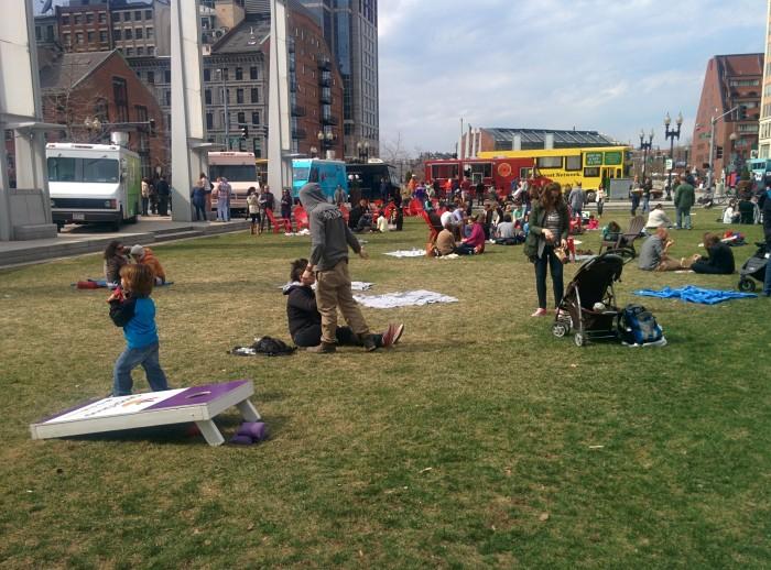 Spring Food Truck Festival Boston