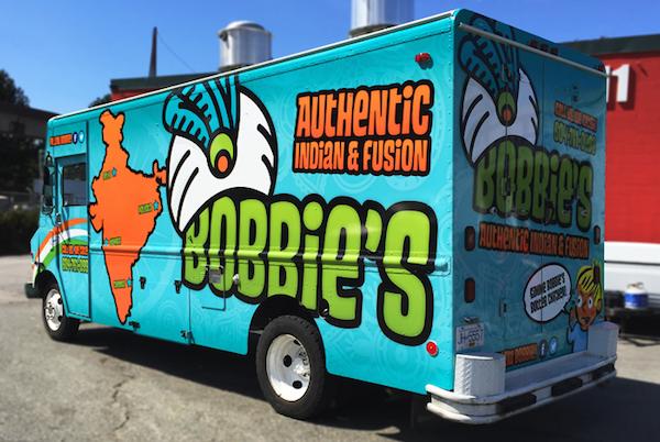 food truck wraps cost designs and alternatives. Black Bedroom Furniture Sets. Home Design Ideas