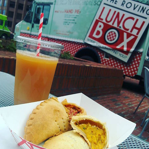 The Roving Lunchbox Food Truck